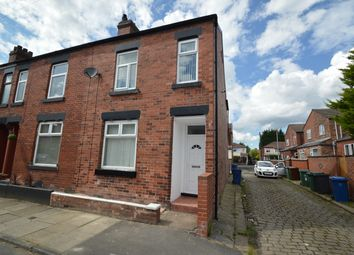 Thumbnail 3 bed end terrace house for sale in Russell Street, Prestwich, Manchester