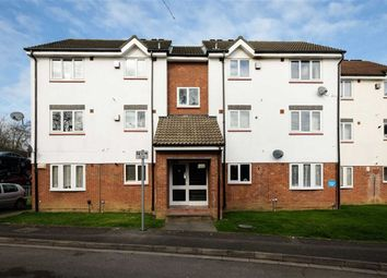 Thumbnail 2 bed flat to rent in Heathcote Way, Yiewsley, Middlesex