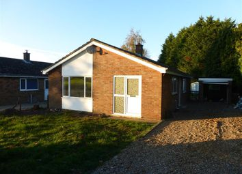 Thumbnail 3 bedroom bungalow to rent in Hale Road, Bradenham, Thetford