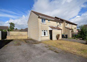 Thumbnail End terrace house for sale in Light Close, Corsham