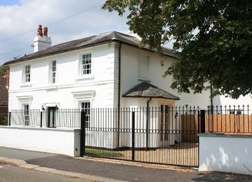 Thumbnail 5 bed detached house to rent in Addlestone Road, Addlestone