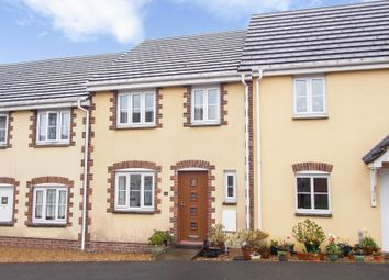 Thumbnail 3 bed terraced house for sale in Robin Drive, Launceston
