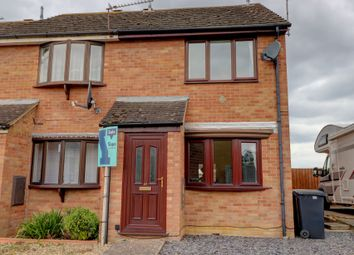 Thumbnail 2 bed end terrace house for sale in Fisher Road, Diss
