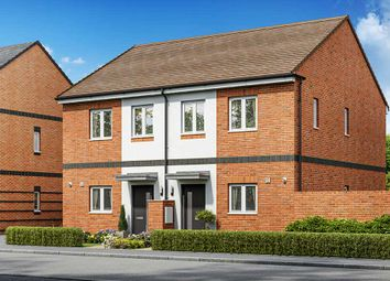 """Thumbnail 3 bed property for sale in """"The Dalby"""" at Bristol Road, Bridgwater"""