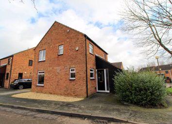 Thumbnail 3 bed detached house for sale in Longcross, Pennyland, Milton Keynes