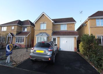 Thumbnail 4 bed detached house for sale in Glyn Y Gog, Rhoose, Barry