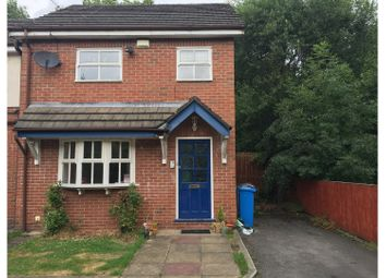 Thumbnail 3 bedroom semi-detached house to rent in Mauldeth Road West, Manchester