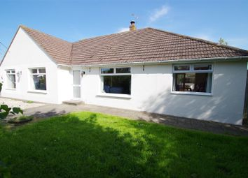 Thumbnail 6 bed detached bungalow for sale in Second Field Lane, Braunton