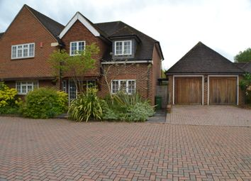 Thumbnail 5 bed detached house to rent in Church Close, Thatcham