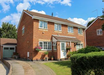 Thumbnail 3 bed semi-detached house for sale in Miller Hill, West Hunsbury, Northampton
