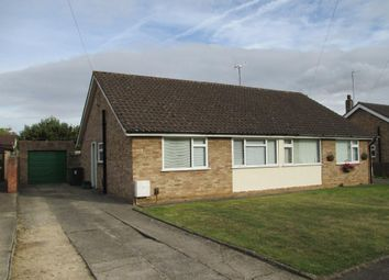 Thumbnail 2 bedroom semi-detached bungalow to rent in Mayfield Drive, Hucclecote, Gloucester