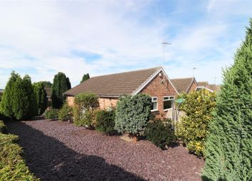 Thumbnail 2 bed detached bungalow for sale in Dumbles Road, Bolsover, Chesterfield