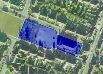 Thumbnail Land for sale in Miners' Welfare Institute Site, Fourth Avenue, Edwinstowe