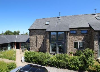 Thumbnail 4 bed barn conversion for sale in Cantref, Brecon