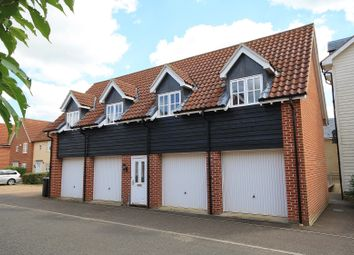 Thumbnail 2 bedroom flat to rent in Wheatfield Road, Mulbarton, Norwich