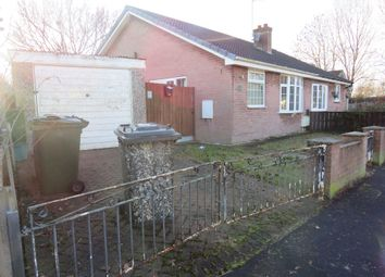 Thumbnail Semi-detached bungalow for sale in Measham Drive, Stainforth, Doncaster