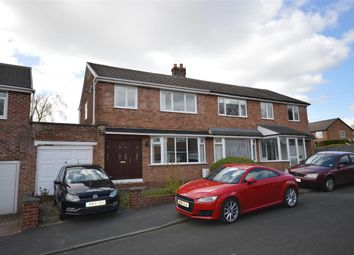Thumbnail 3 bed semi-detached house for sale in Tudor Drive, Tanfield, Stanley