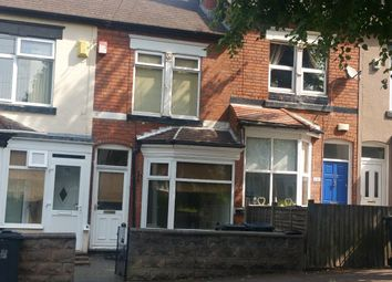 Thumbnail 2 bed terraced house to rent in Abbey Road, Erdington, Birmingham