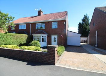 Thumbnail 3 bed semi-detached house for sale in Edward Road, Shaw, Oldham