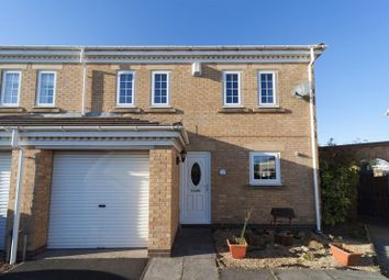 Thumbnail 3 bed terraced house for sale in Chase Mews, Blyth
