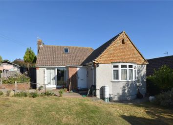 Thumbnail 3 bed bungalow for sale in St James Avenue, North Lancing, West Sussex
