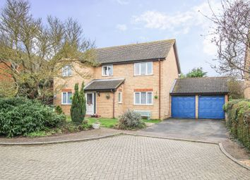 Thumbnail 4 bed detached house for sale in Flaggs Meadow, Olney
