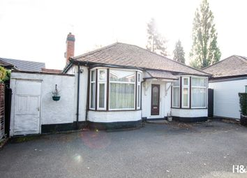 Thumbnail 2 bed detached bungalow for sale in The Bridle Path, Shirley, Solihull