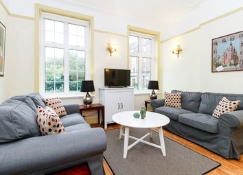 Thumbnail 3 bed flat to rent in Woodstock Close, Oxford
