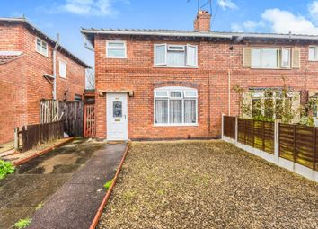 Thumbnail 3 bedroom semi-detached house for sale in Redhouse Street, Walsall