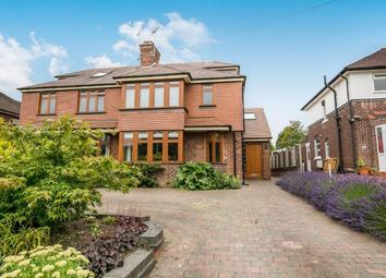 Thumbnail 3 bed semi-detached house for sale in Mill Hill Lane, Sandbach, Cheshire