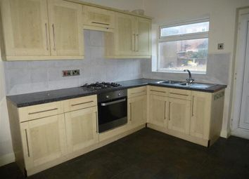 Thumbnail 2 bedroom terraced house to rent in Dodsworth Street, Mexborough