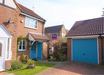 Thumbnail 2 bed semi-detached house for sale in Spinage Close, Faringdon