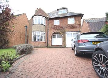 Thumbnail 5 bed detached house to rent in Gipsy Lane, Kettering