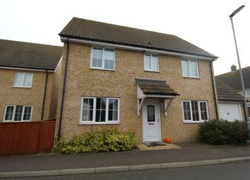 Thumbnail 4 bedroom detached house to rent in City Road, Littleport, Ely