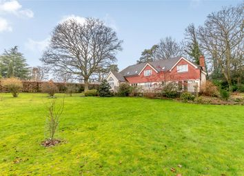 Thumbnail 5 bed detached house for sale in Thirtover, Cold Ash, Thatcham, Berkshire