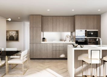 Thumbnail 2 bed flat for sale in Upper House, London