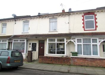 Thumbnail 3 bedroom terraced house for sale in Wymering Road, North End, Portsmouth