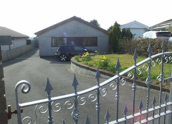 Thumbnail 3 bed detached bungalow for sale in Salthouse Close, Crofty, Swansea