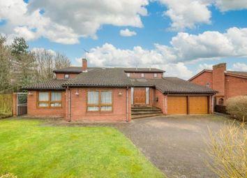 Thumbnail 6 bed detached house for sale in Colesbourne Drive, Downhead Park, Milton Keynes