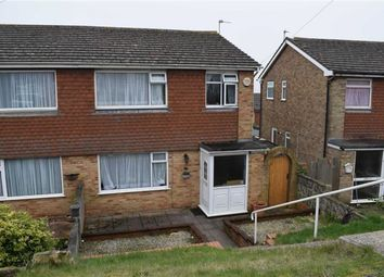 Thumbnail 3 bed semi-detached house for sale in Windmill Road, St Leonards-On-Sea, East Sussex