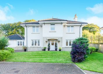 Thumbnail 5 bedroom detached house for sale in Traquair Gardens, Newton Mearns, Glasgow