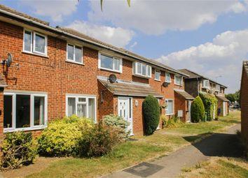 Thumbnail 3 bed terraced house for sale in Favell Drive, Furzton, Milton Keynes, Bucks