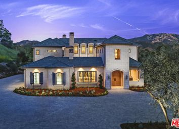 Thumbnail 5 bed property for sale in 26781 Mulholland Hwy, Calabasas, Ca, 91302