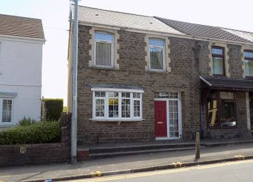 3 bed end terrace house for sale in Church Road, Cadoxton, Neath, Neath Port Talbot. SA10
