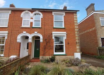 Thumbnail 2 bed semi-detached house for sale in Rosehill Road, Ipswich