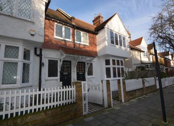 Thumbnail 4 bed terraced house to rent in Flanders Road, Chiswick, London