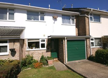 Thumbnail 3 bed terraced house for sale in Rushcombe Way, Corfe Mullen, Wimborne