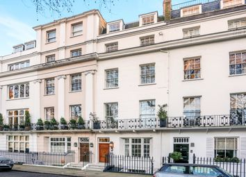 Thumbnail 4 bed terraced house to rent in Montpelier Square, London