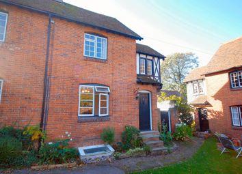 Thumbnail 3 bed semi-detached house for sale in Castle Street, Saffron Walden