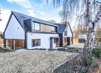 Thumbnail 3 bed semi-detached house for sale in Forbes Road, Kings Worthy, Winchester